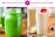 Smoothies / #Smoothies #SilverSpringFoods #GIVEITZING™ @SilvSprngFoods / by Silver Spring Foods, Inc.