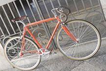 sweet fixed bike / My beautiful bike by Troiano Bike! / by costantino intrevado