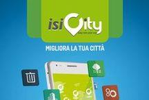 Isicity / Isicity è la piattaforma Web e Mobile che rende rapida la comunicazione tra Amministrazione e Cittadini e semplifica la risoluzione delle problematiche della tua Città! Tramite questa app Android e il sito web puoi: