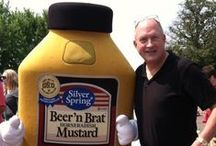 2014 National Mustard Day / National Mustard Day Celebration #SilverSpringFoods #GIVEITZING™ @SilvSprngFoods / by Silver Spring Foods, Inc.
