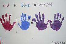 Apprentissage : Activités pour bébé-enfant
