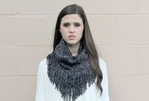 SCARF COLLECTION - FALL 2014 / Check out our latest scarves for this season!