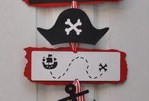 Luan se pirates party / Luan se 5de verjaarsdag