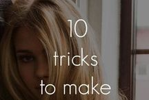 Beauty Tips & Tricks / http://glamourfarms.com/  ~follow us on Facebook, Instagram, & Twitter!