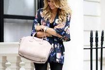 Trends We Love:  Kimonos / http://glamourfarms.com/  ~follow us on Facebook, Instagram, & Twitter!