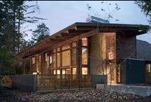 Maison en bois / Maison en bois / Ecologie / Wooden House / Protection bois
