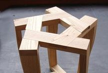 Meuble en bois / Meuble en bois / Wooden furniture / Ecologie / Design