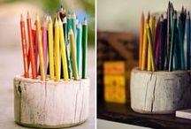 Bricolage Bois (DIY) / Do it yourself wood / Faites le vous-même bois