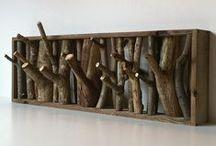Décoration bois / Décoration - Design - Bois