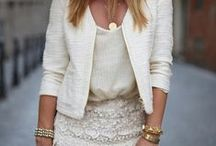 Trends We Love: Neutral on Neutral / http://glamourfarms.com/  ~follow us on Facebook, Instagram, & Twitter!