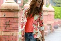 Trends We Love: Fabulous Floral Prints / http://glamourfarms.com/  ~follow us on Facebook, Instagram, & Twitter!
