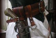 Western Watch Era Weapons