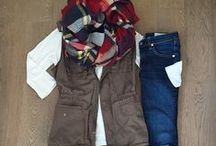 Fall Transition Outfit Inspiration / http://glamourfarms.com/  ~follow us on Facebook, Instagram, & Twitter!
