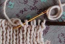 Knitting Ways to Bind Off