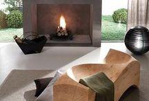 Intérieur bois / Tout l'univers du bois pour vos intérieurs: éléments et détails en bois qui feront toute la différence !