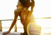 Gesunder Lifestyle / Aktiv und gesund zu bleiben ist essentiell, aber ab und an mit einem stressigen Alltag nicht ganz einfach zu verbinden. Unsere Tipps machen es Ihnen einfach, Ihre sportlichen Ziele zu erreichen und dabei sogar noch Spaß zu haben.