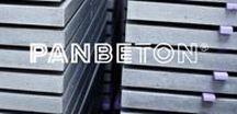 Panbeton® 2015 / Panbeton® // Lightweight concrete wall panel // light, easy to cut, easy to install, infinite bespoke possibilities