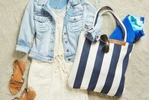 Summer Outfit Inspriation / http://glamourfarms.com/  ~follow us on Facebook, Instagram, & Twitter!