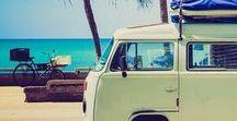 Mythic Combi VW / Fan des rondeurs du bolide pour un road trip chic et hype...