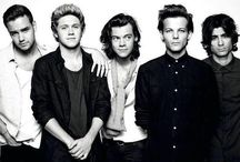 """One Direction / """"Just because I let you go, it doesn't mean I don't still love you."""" While One Direction is now technically comprised of four boys, in our hearts it will always be five.  / by Hannah Anderson"""