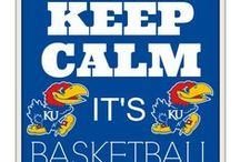 Rock Chalk! / by Joyce England