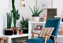 Interiors are made for living / by Nutcreatives