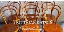 Antiikki & Restaurointi Laurila / www.restaurointilaurila.fi  -  @restaurointilaurila Yrittäjänkatu 8 Porvoo