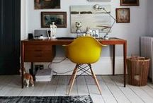 Workspace / Home style and desing