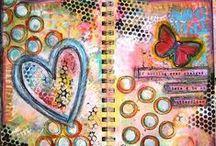 Art Journalling / by Anne Elder