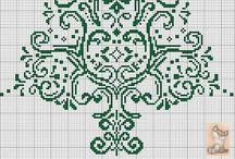 tikkimine / embroidery