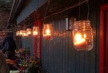 velas/ iluminación