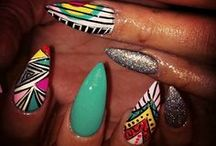 Sexy nails / Nail designs