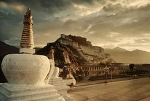 tibet and buddhist