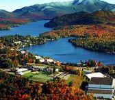 Lake Placid, New York / Welcome to Lake Placid
