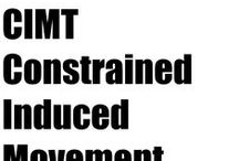 CIMT - Constraint Induced Movement Therapy / Constraint Induced Movement Therapy