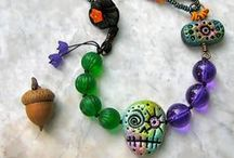 Artisan Collaboration - jewelry by designers who used Kristala Studio components / I decided to gather beautiful jewelry that was created by talented artisans who included components by Kristala Studio (former Dreams and Elements) into their designs.