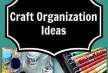 Craft Storage Ideas