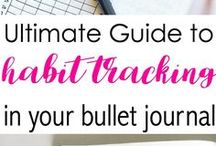 Bullet Journals and Journaling