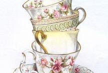 Tea Time (and Coffee, too)