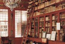 libraries/bookshelves