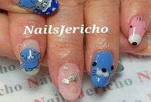 3D nail art (3Dネイルアート)