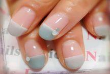 simple nail design(シンプルネイルアート)