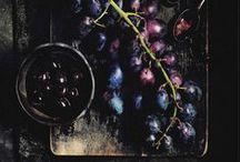 Food Photography Dark / Dark Food Shots