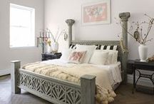 Bedrooms / by Amanda @ Our Storied Home