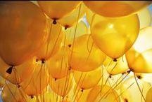 Gelb | Yellow / Gelb regiert die Welt! Hol dir deine tägliche Dosis Gelb bei GOLDEN TOAST.