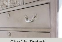 all things chalk paint / Chalk paint techniques, projects, products, and finishes