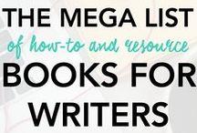 Writing & Storytelling / Writing tips, tricks and inspiration