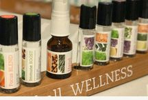essential oils / essential oil blends and benefits