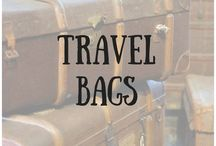 Travel Bags & Travel Gear / The best travel bags, luggage, suitcases, carry-on bags, weekend bags, backpacks. Travel gear. What to wear while traveling.