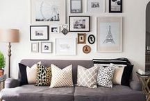 home inspiration / home inspiration including ideas for the kitchen, bedroom, bathroom + more.
